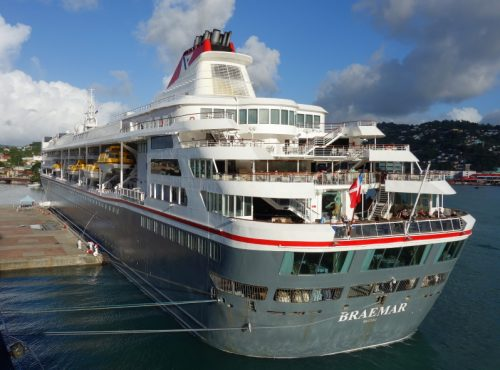 Cuba hosts Coronavirus-hit British ship in international solidarity